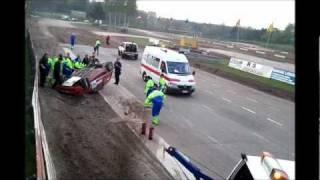 getlinkyoutube.com-Rallycross Glosso - A-Finale Klasse B +1600 (run 1) - Danny De Beuckelaer (17/04/2011)
