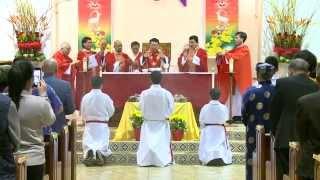 getlinkyoutube.com-Cong Doan Giao Xu St Maria Goretti San Jose Don Mung Xuan At Mui 2015