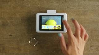 The New Polaroid Snap Touch: Digital and Instant-Print camera