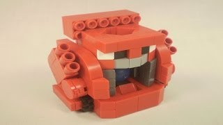 getlinkyoutube.com-LEGO B-Daman - Power Type