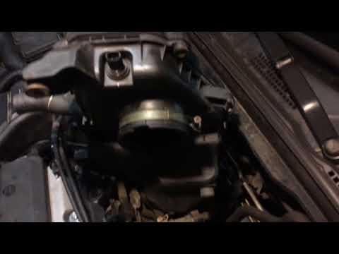 Замена прокладки VTEC Honda Civic