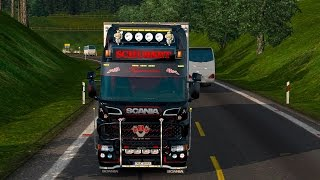 getlinkyoutube.com-ETS 2 - Scania RJL Schubert Pack Combo