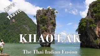 getlinkyoutube.com-Let's Travel: Khao Lak - The Thai Indian Fusion [Deutsch] [English Subtitles]