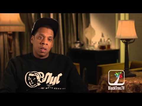 Jay-Z The Great Gatsby Interview on BlackTree TV
