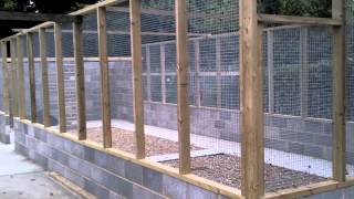 Riverside Animal Centre (New Aviary 2012)