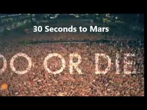 Песня 30 секунд до марса do or die скачать