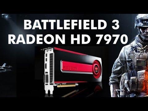 Battlefield 3 | ULTRA Max Settings 1920 x 1080 | Radeon HD 7970 Review