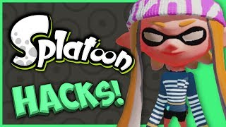 getlinkyoutube.com-SPLATOON HACKS! - Hack Attack! - Aurum