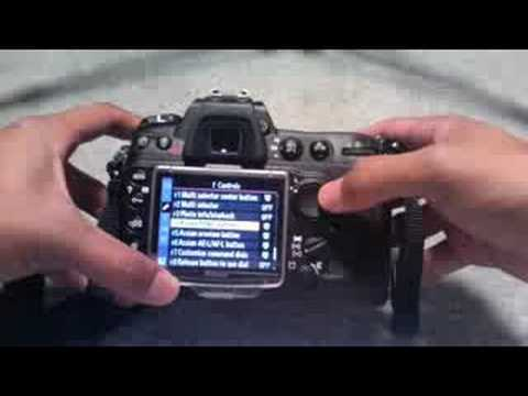 Nikon D300 - 8fps without vertical grip