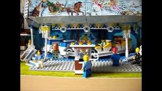 "getlinkyoutube.com-LEGO-Kirmes Aufbau Berg-und Talbahn ""Troika"""
