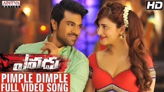 getlinkyoutube.com-Pimple Dimple Full Video Song - Yevadu Video Songs - Ram Charan, Allu Arjun, Shruti Hassan, Kajal