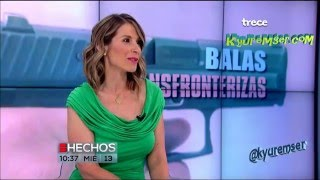 getlinkyoutube.com-Carolina Rocha | outfit green