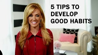 getlinkyoutube.com-5 Tips To Develop Good Habits