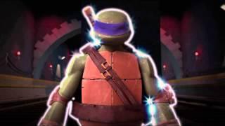 getlinkyoutube.com-Draw Your Sword - [Leonardo/Karai]