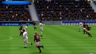 getlinkyoutube.com-PES 2014 PSP gameplay