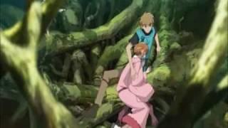 getlinkyoutube.com-Funny scenes from the Tsubasa Chronicle Movie