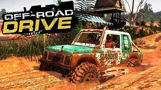 Off Road Drive - Atolando Jipe na Lama