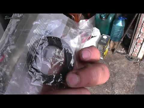 Замена сальника левого привода FIAT Doblo Maxi 2015