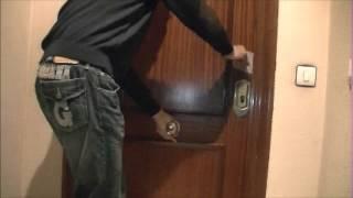 """getlinkyoutube.com-Cómo abrir una puerta Fácil ✓  ( yo flipo ) Pulsa """"Me Gusta """" gracias"""