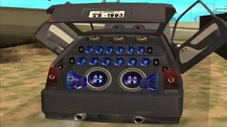 getlinkyoutube.com-Varios carros de som GTA San Andreas