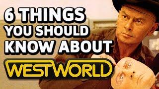 getlinkyoutube.com-The Original Westworld: 6 Things You Should Know