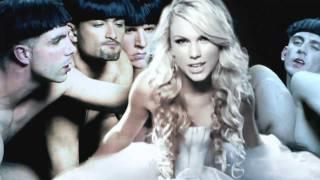 Alejandro's Song - Lady Gaga vs Taylor Swift - DJ Mashup (Tracey Video Remix)