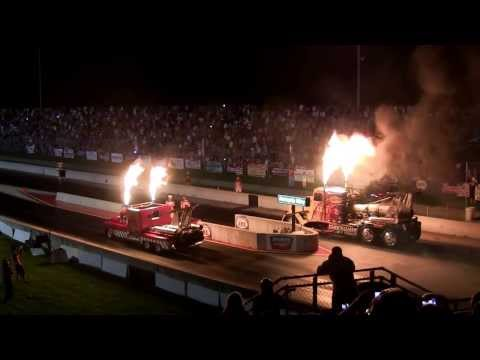 Jet Semi's Drag Racing