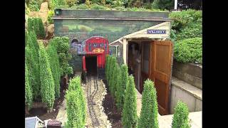 getlinkyoutube.com-Mark Found - The Garden Railway - Prog.5 - Track Bed