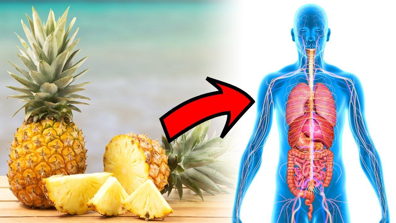 Uz ko spējīgs ananāss?