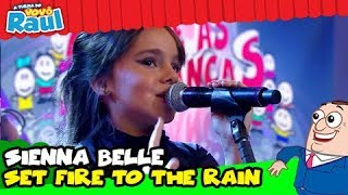 "getlinkyoutube.com-SIENNA BELLE - ""Set Fire To The Rain"""
