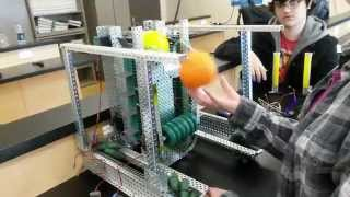 VEX Nothing But Net Lift System