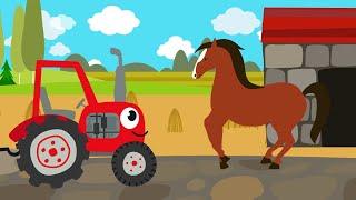 getlinkyoutube.com-Песенки для детей - Животные - развивающая детская песенка - загадка для детей малышей