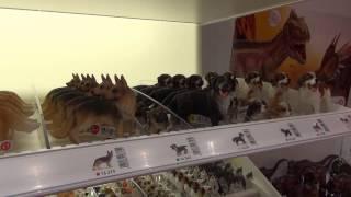 getlinkyoutube.com-動物&恐竜 Schleich シュライヒ 東京おもちゃショー2013