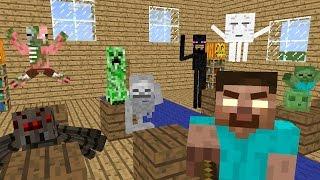 getlinkyoutube.com-Monster School :  Season 1 - Minecraft Animation