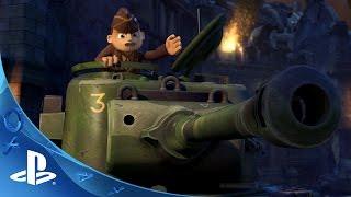 getlinkyoutube.com-World War Toons - PSX Trailer | PS4