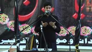 getlinkyoutube.com-ZAKIR WASEEM ABBAS BALOCH OF LALIYAN  - PARIS/FRANCE - 26 APRIL 2015 - ZIKR-E-MOHSIN-E-INSANIYAT