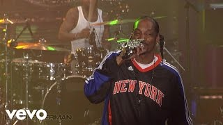 Snoop Dogg - Gin & Juice (Live @ Letterman)