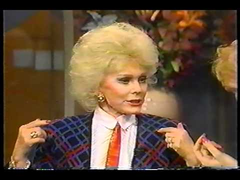 Eva Gabor on Attitudes