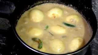 getlinkyoutube.com-Dimer Korma/ডিমের কোরমা-How To Make Dimer Korma-Eid Special