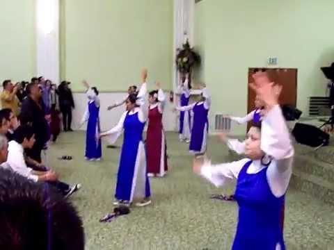 Grupo de Danza Cristiana El Shaddai