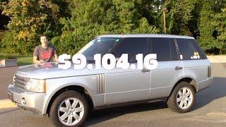 getlinkyoutube.com-My Range Rover Broke Again: CarMax Warranty Update!