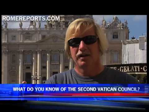 What do you know of the Second Vatican Council?