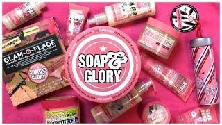 getlinkyoutube.com-Soap & Glory: Hits & Misses!   Makeup, Body