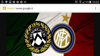 getlinkyoutube.com-Ricostruzione Udinese - INTER  0-4 (piu' 2) Del 12 Dicembre 2015 Fifa 16 ps4 by Bruno Longhi!