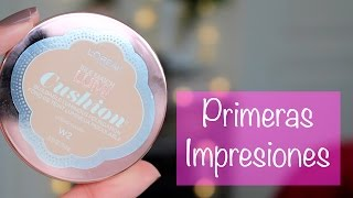 getlinkyoutube.com-Loreal True Match Lumi Cushion | Primeras Impresiones