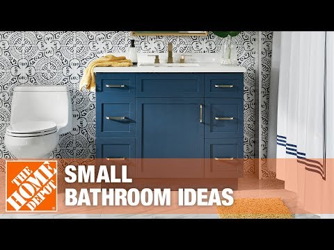 Small bathroom ideas that will make your space look and feel bigger