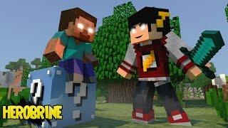 getlinkyoutube.com-Minecraft: ESCADONA  - PODER DO HEROBRINE ‹ AM3NIC ›