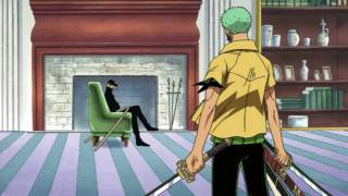 getlinkyoutube.com-One Piece AMV - Zoro vs Kaku ...Also known as That Giraffe Thing!!!