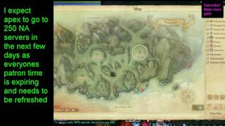 getlinkyoutube.com-Why apex increases and when it will go to 250g Archeage NA