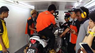 getlinkyoutube.com-Suzuki belang turbo dyno session with api tech